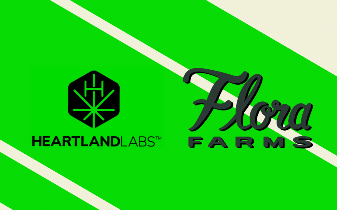 Flora Farms to Partner with Local Manufacturer Heartland Labs