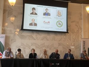 Panel discussion at MoCannTrade meetup